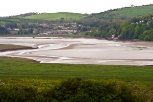 Laugharne-from-Llanybri