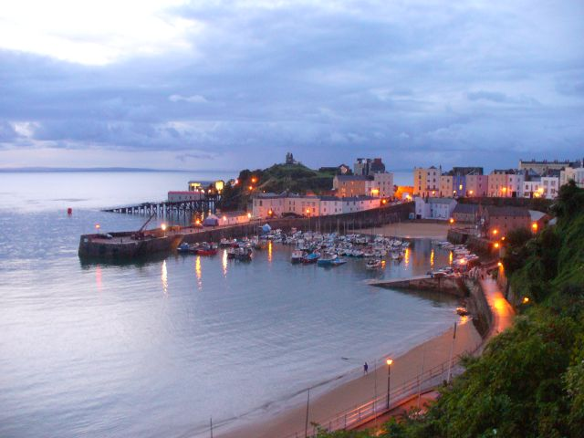 Ironman Race in Tenby
