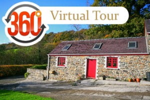360tour self catering holiday cottage