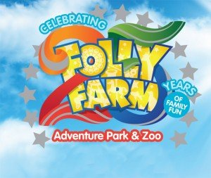 Folly Farm - Child friendly fun!