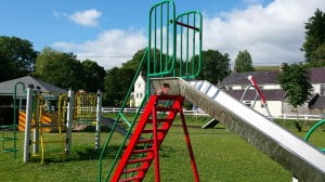 Child friendly accommodation in Carmarthen is near Meidrim Playground near Old Oak Barn 1 (3)