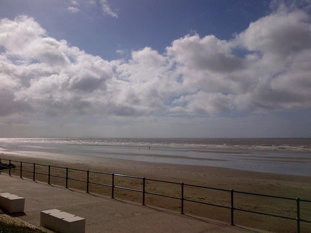 Beach of Pendine