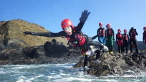 eltic quest Coasteering Pembrokeshire