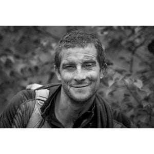 Bear Grylls - supports Wales Year of Adventure 2016