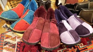 Susie's Uggs - gorgeous slippers