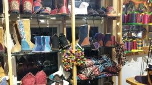 Susie's Uggs - Shop Window