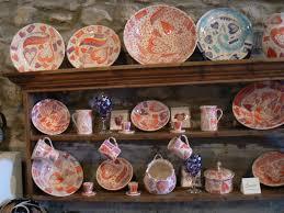 Gwili Pottery nr Carmarthen