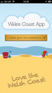 Wales Coast App
