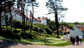 Caldey Island - The Monastery