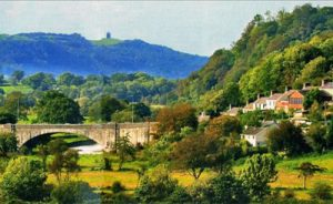 Towy Valley Cycle Path