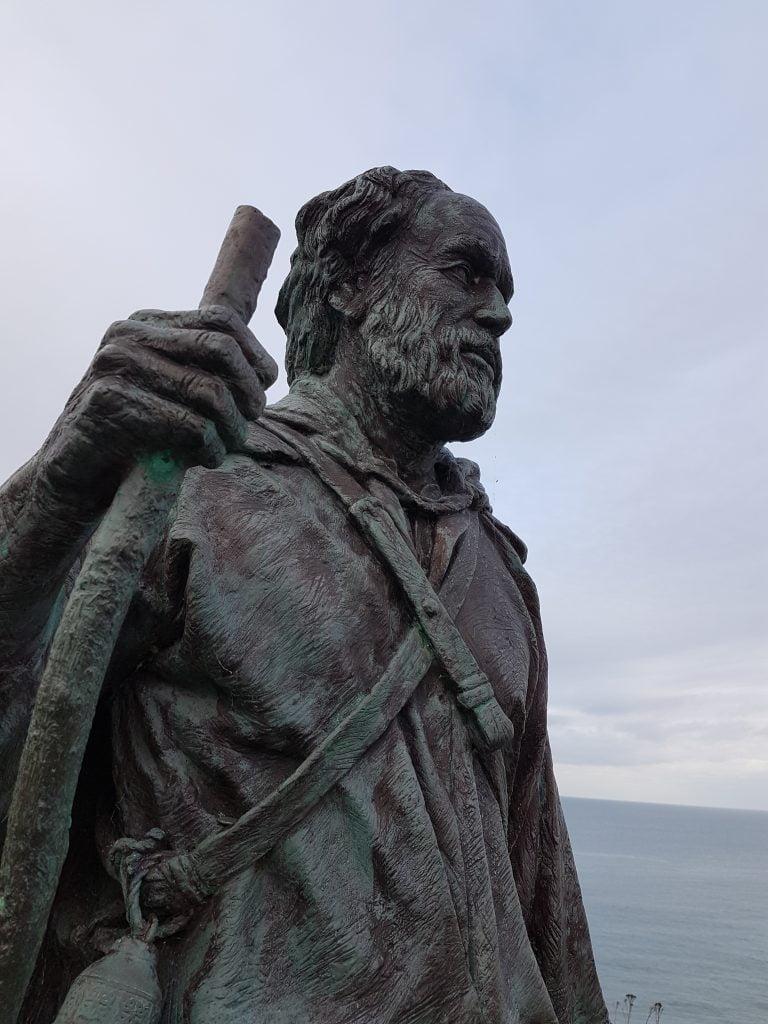 St Crannog's statue