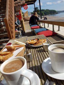 Shoreline Cafe Saundersfoot