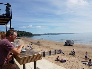 Shoreline Cafe Saundersfoot