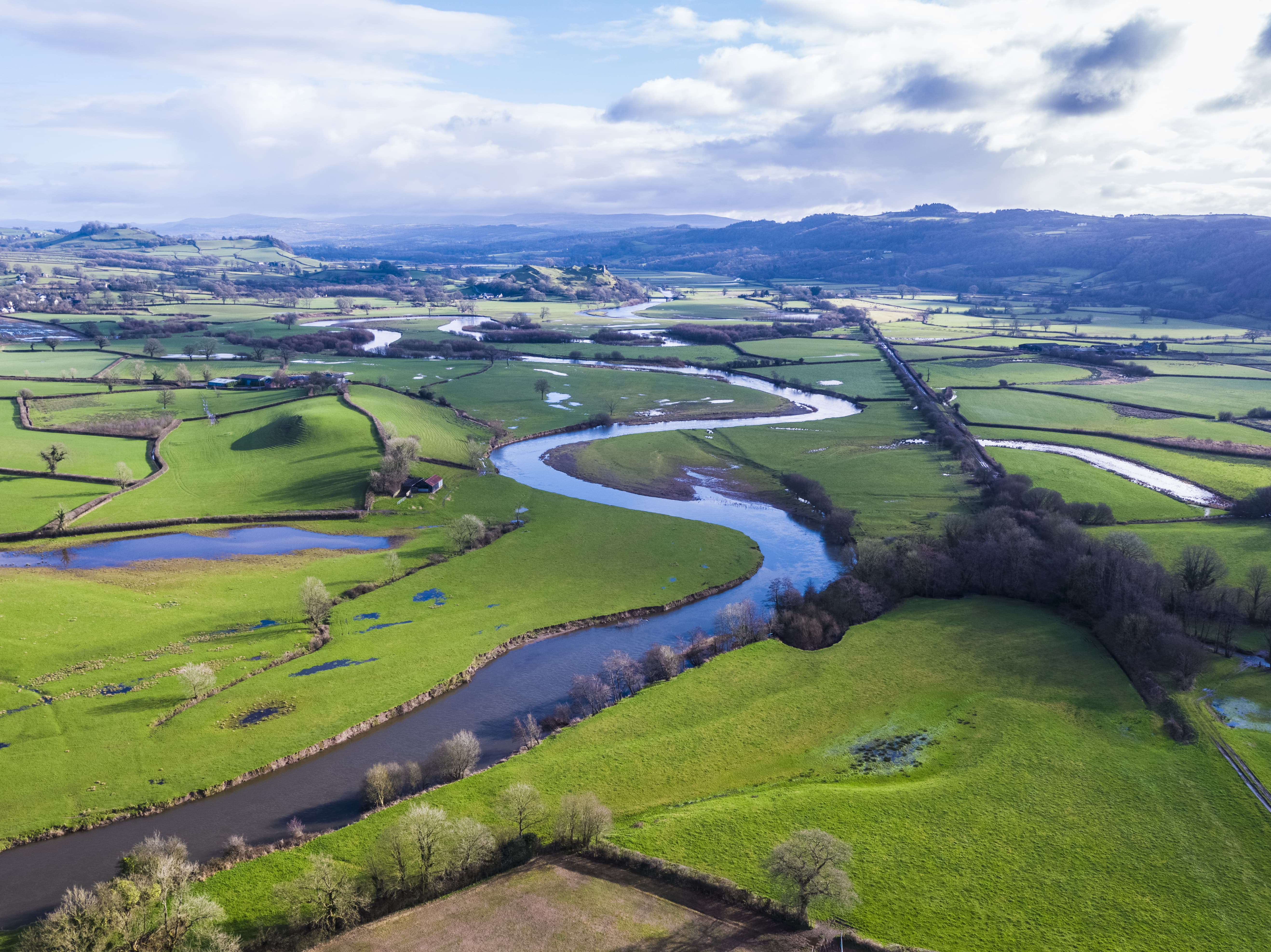 Towy Valley