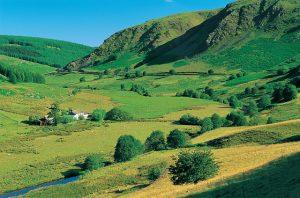 Wales Escapes - beautiful Pen y Fan