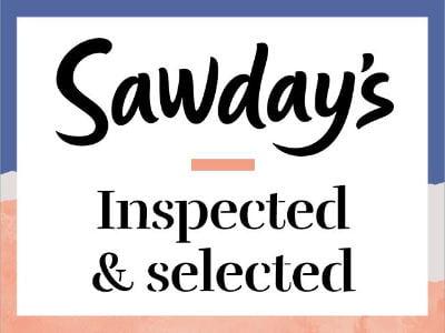 Sawdayz Inspected & Selected Logo